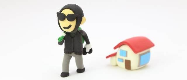 空き巣がお金の隠し場所として家の中を物色するのはどこ?