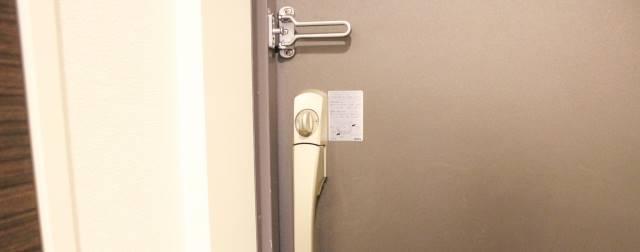 マンションの玄関の網戸の防犯対策のポイントは「割り切り」