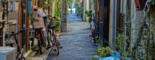自宅でも自転車が盗難される?対策のカギとなる6つのポイント