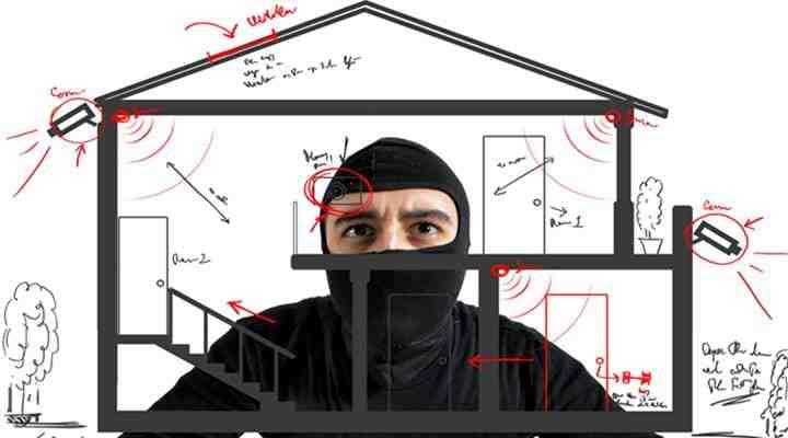 空き巣があきらめる家とは?侵入窃盗を未然に防ぐためにやるべきこと
